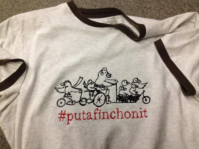 #putafinchonit