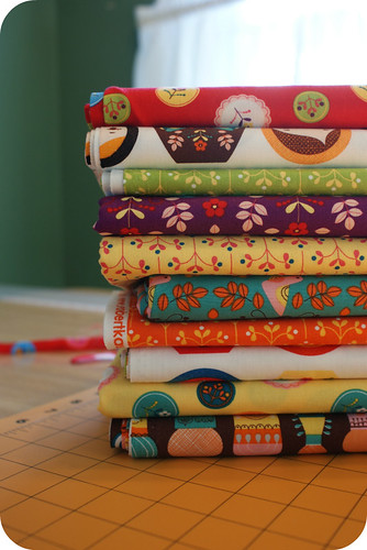 adorable girlie fabrics.