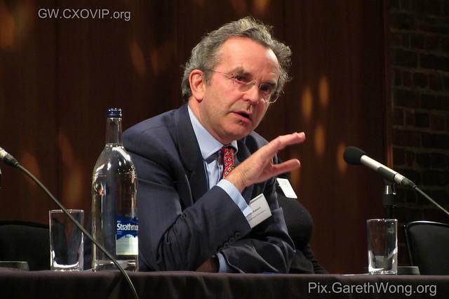 David Pitt-Watson, Chair, Investment Commission, UNEP-FI IMG_3141