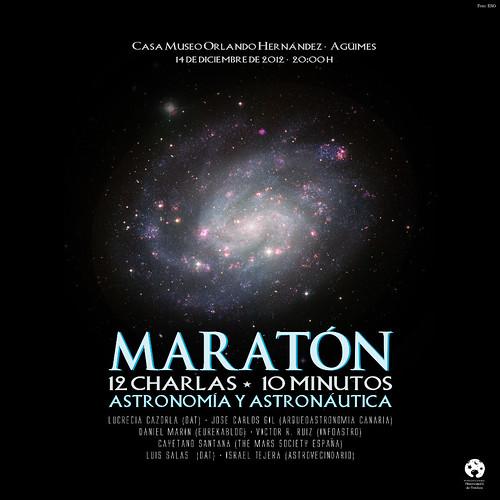 Marat�n: Astronom�a y Astron�utica