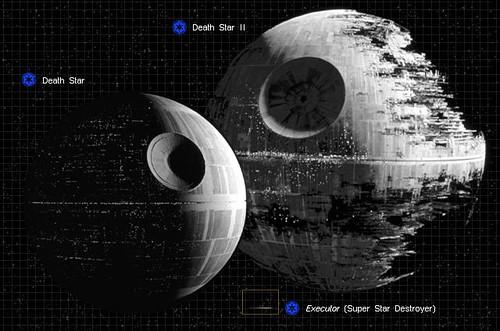 Death Star 1 & 11
