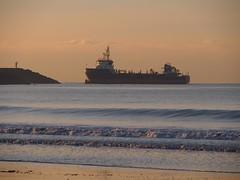 UKD Orca at Port Talbot Harbour 11th Dec 2012