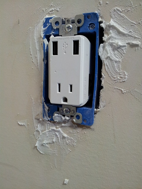 Z's new USB plug