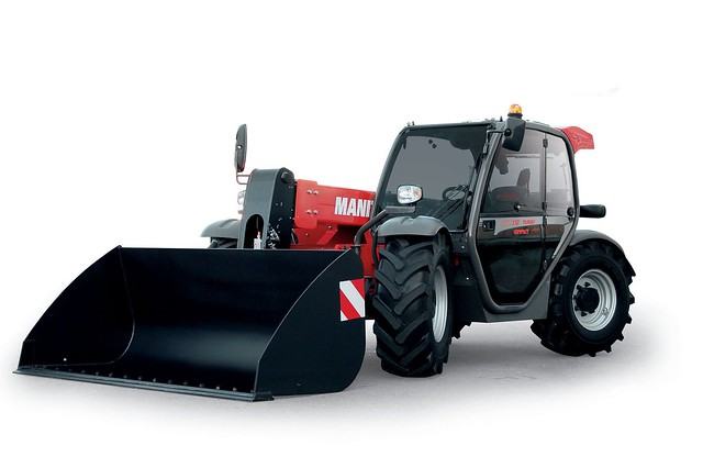 Manitou Telehandlers - Handling equipment search