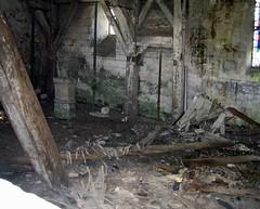 Dreuil-Hamel (église) abandon
