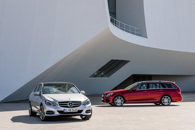 Mercedes-Benz Clase E Berlina FL 2013