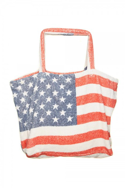 Terry Beach Bag by American Vintage