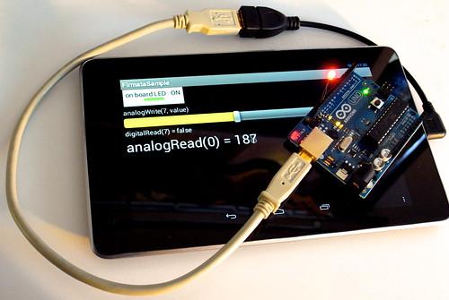 ArduinoFirmata on Android