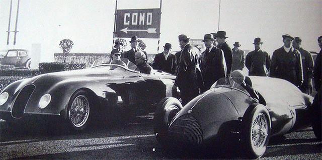 1940 Alfa Romeo Typo 512