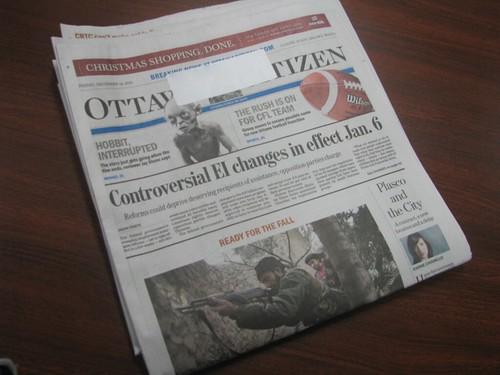 Scary Headlines: December 2012 by dwight_ew