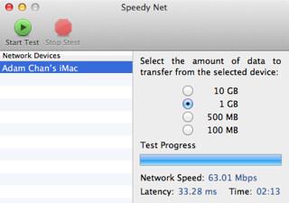 MacBook Air (LAN) to iMac (Wireless) vs MacBook Air (Wireless) to iMac (Wireless)