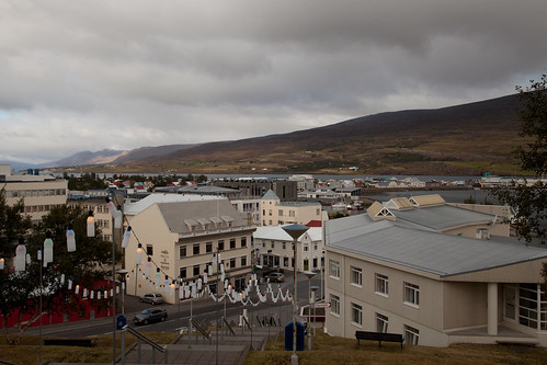 View of Akureyri