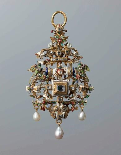 006- Colgante-anonimo 1580- Rijksmuseum