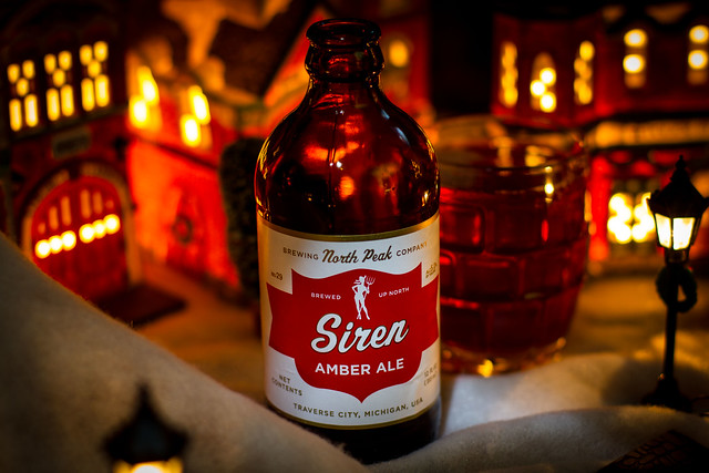 8 Beers to Christmas: North Peak Siren