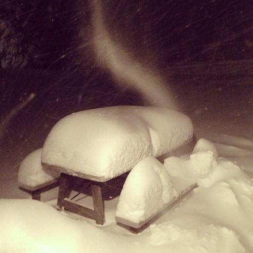 7:00  Big Snow