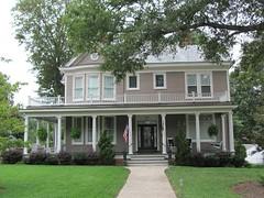 Louis A. Hardy House, Kenbridge Va