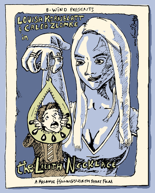 """The Lilith Necklace"" Poster"