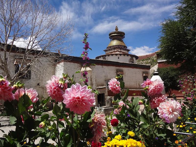 Mosteiro Palcho Gyantse Tibete