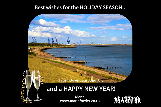 To All, best wishes for the HOLIDAY SEASON and a HAPPY NEW YEAR!