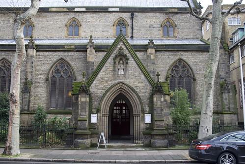 St Stephen's Rochester Row