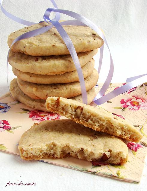 анисовое печенье с пеканом 2