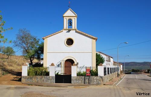 ERMITA DEL APÓSTOL SANTIAGO (Villanueva del Rey)