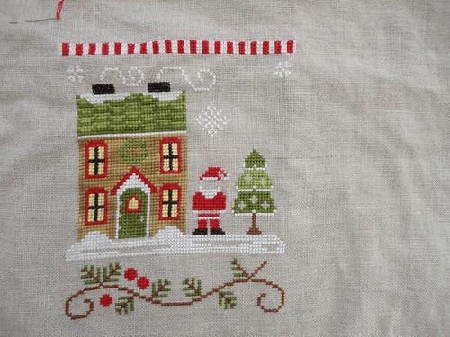 Santa's village bom1