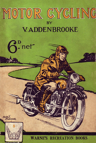 1928 Book Cover by bullittmcqueen