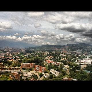 Caracas view, right now!, que hermosa es esta ciudad!
