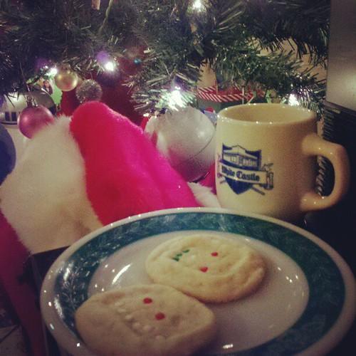 #cookiesforsanta