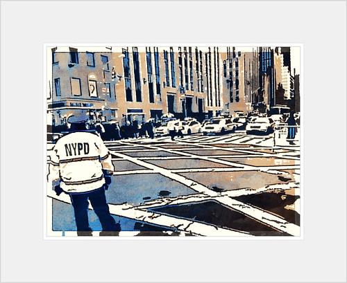 NYPD, Ink.