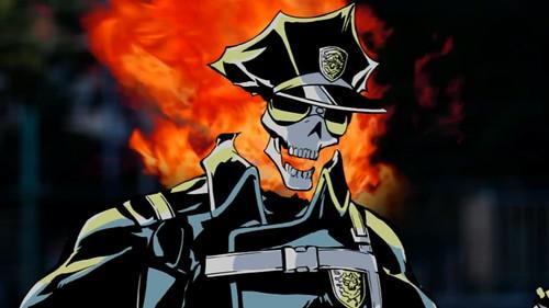 121225(3) - 「雨宮哲×今石洋之」最新力作《地獄刑事》第1話,在YouTube頻道『AnimeBancho』全球首播!