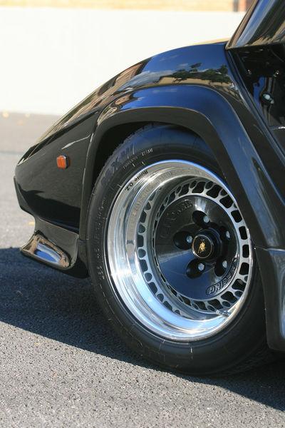 The Amazo Effect Lamborghini Countach Turbo S Follia Turbo