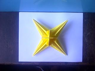 3D Star / Estrella 3D (1-2)