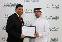 UAE Exchange wins Dubai Chamber CSR Label 2012