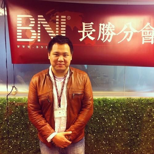 BNI長勝分會:八分鐘分享,瑪莎拉義式餐廳藝術總堅蕭嘉修 by bangdoll@flickr
