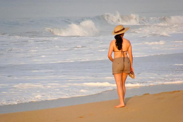 Desnudas Playa La Diva De Banda Jenni Foto Principal Fotos