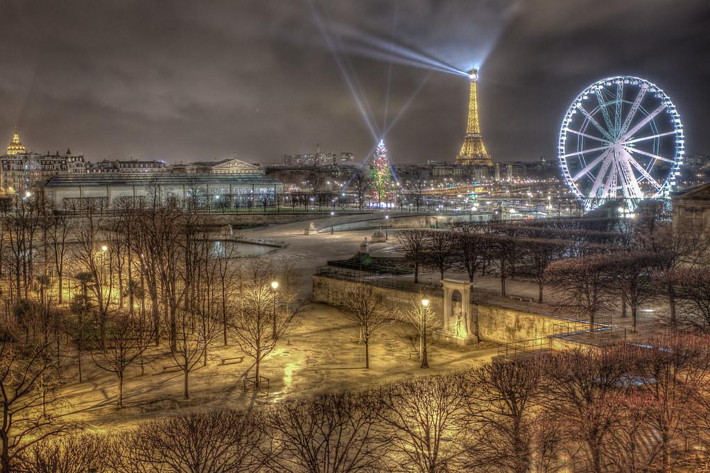 Noël à Paris - Joyeuses Fêtes!