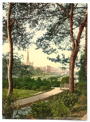 [The Gardens I, Bournemouth, England]  (LOC)