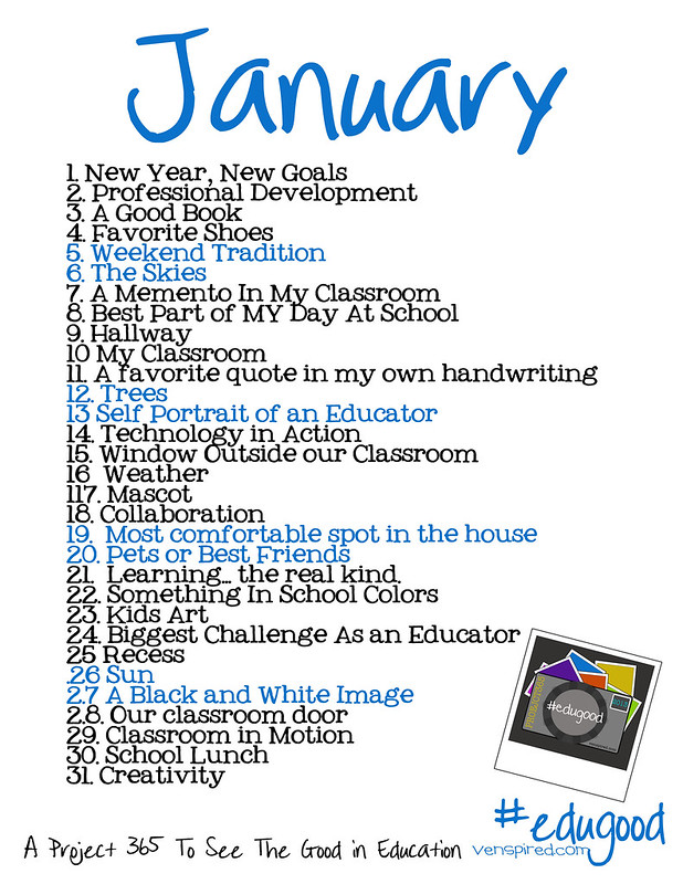#edugood: January