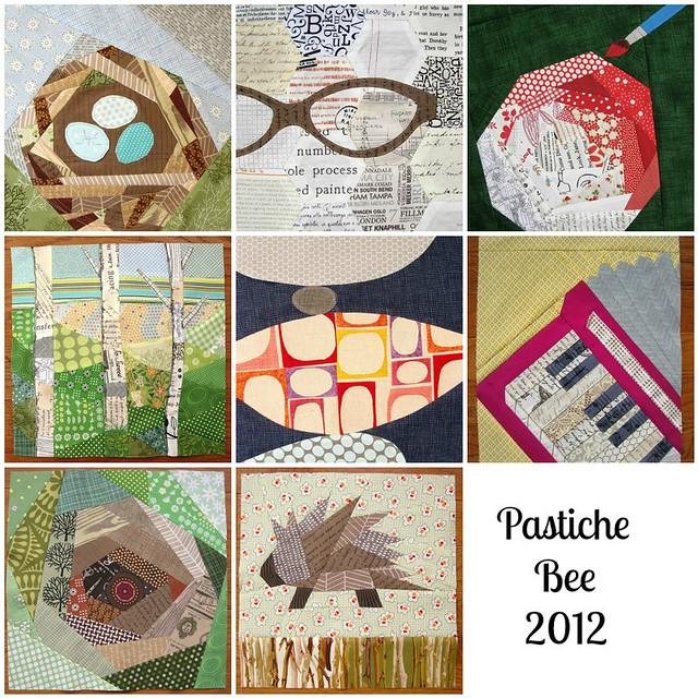 pastiche mosaic