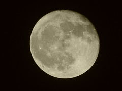 THE MOON 29TH DECEMBER 2012