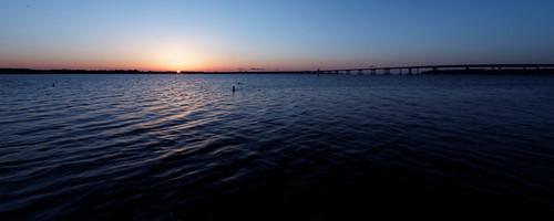sunrise dawn northcarolina neuseriver newbern unionpointpark