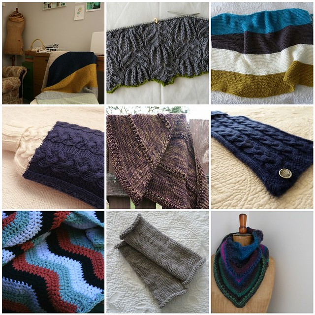 2012 Knitting