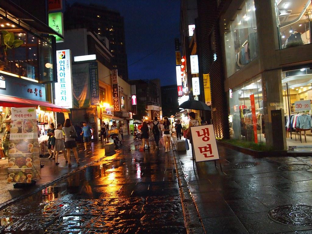 Insa-Dong - Séoul Corée du Sud
