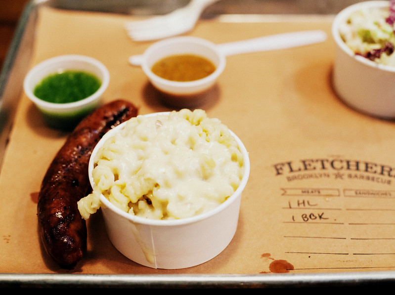 Fletcher's BBQ in Brooklyn