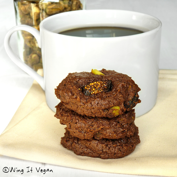 Amey's Spiced Fig & Marmalade Cookies