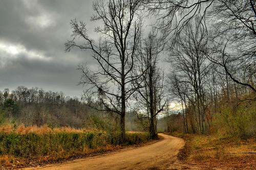 An Alabama Dirt Road