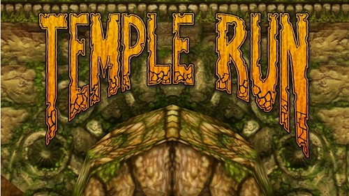 Temple Run Downloaded 2.5 Million Times on Christmas Day