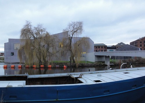 Hepworth Wakefield by the River Calder